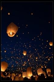 1 lamparas de luz - en el pais de las bodas