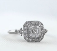 4 anillo compromiso - en el pais de las bodas