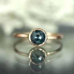 9 anillo compromiso - en el pais de las bodas