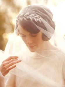 3 tocado para novia - en el pais de las bodas
