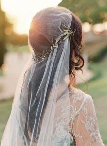 6 tocado para novia - en el pais de las bodas