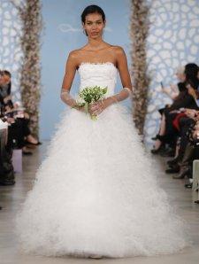9 oscar de la renta novia 2014 - en el pais de las bodas