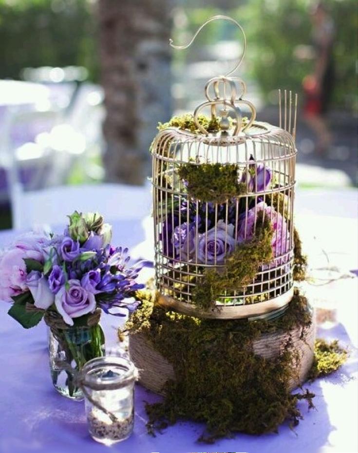 Jaulas Para Decoracion De Bodas ~ Decoraci?n con jaulas para tu boda  en el pais de las bodas