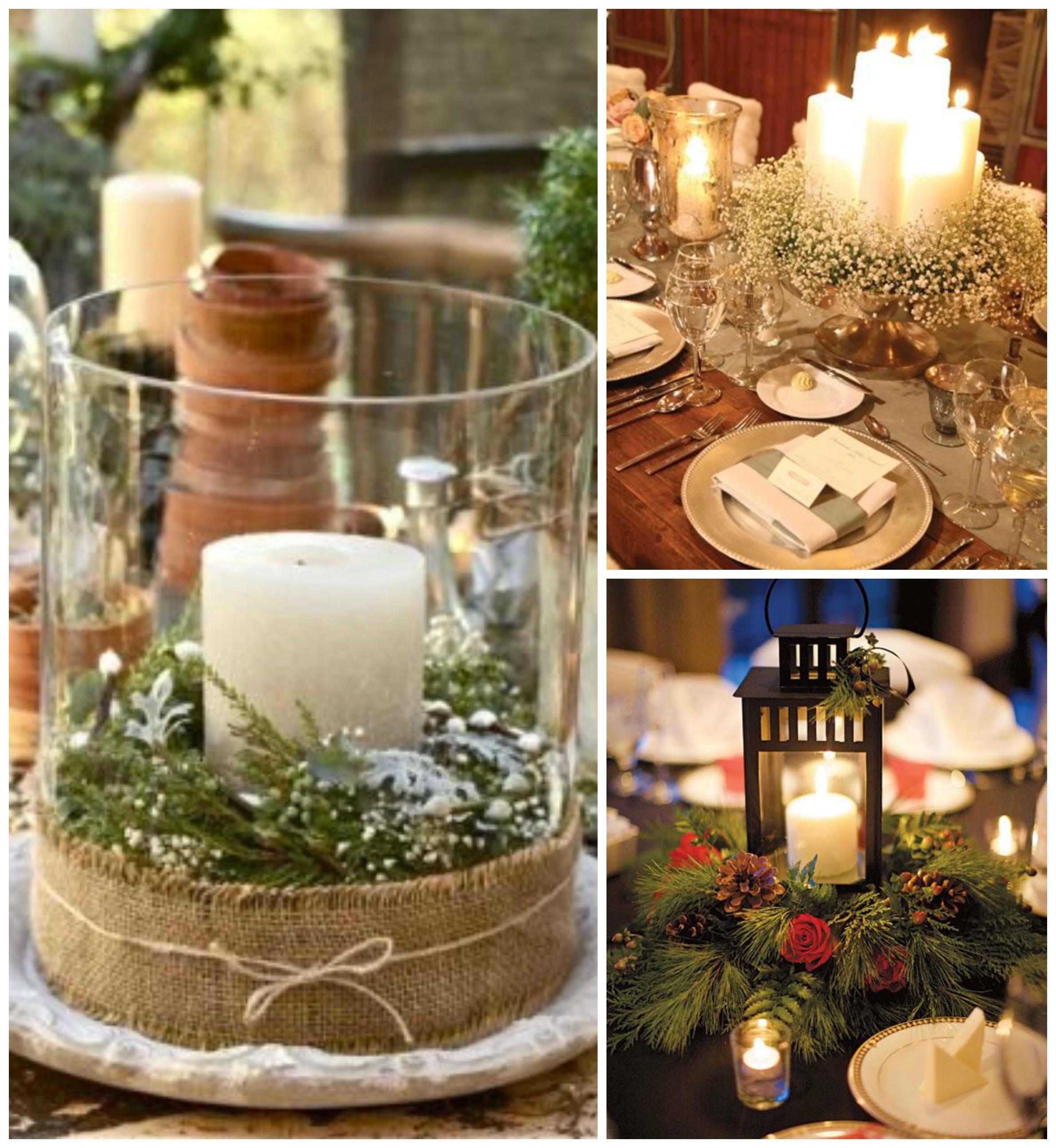 Boda de invierno una boda en navidad en el pais de las for Boda decoracion
