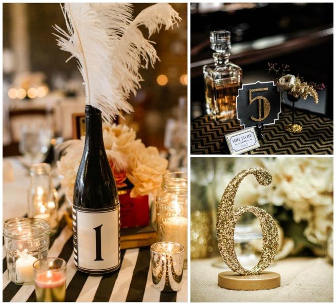 boda estilo gran gatsby 3 - en el pais de las bodas