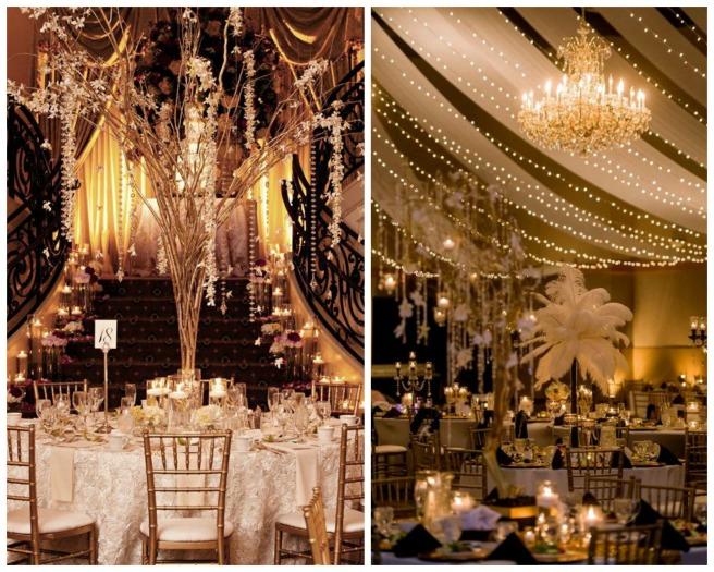boda estilo Gran gatsby 9 - en el pais de las bodas