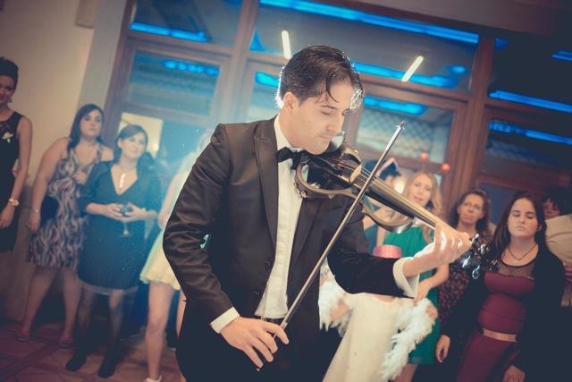Germán Vilar Electric Violin.3Paula & Migue - Jardin de Azahares 53