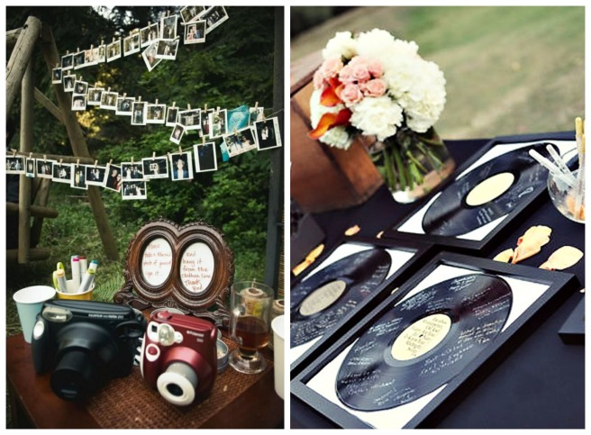 decoracion retro bodas