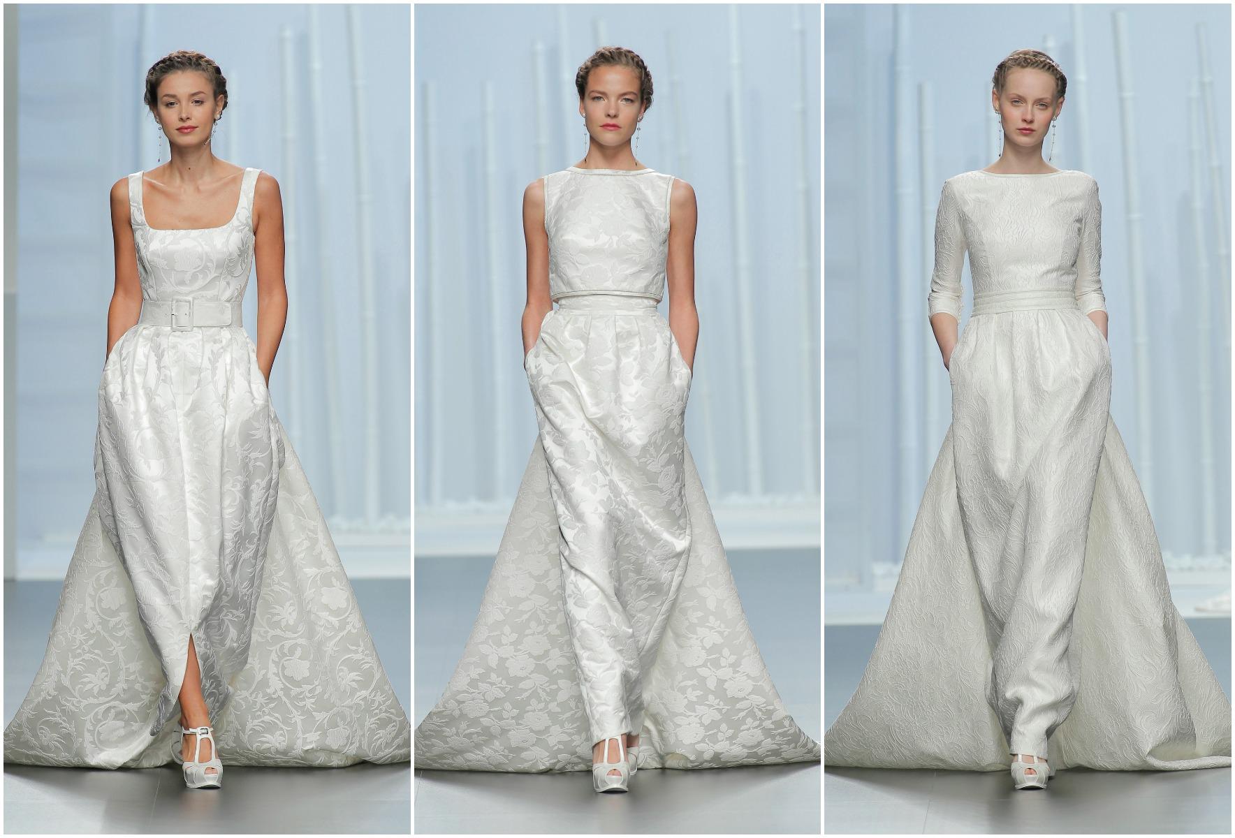 Barcelona Bridal Week 2015 | en el pais de las bodas