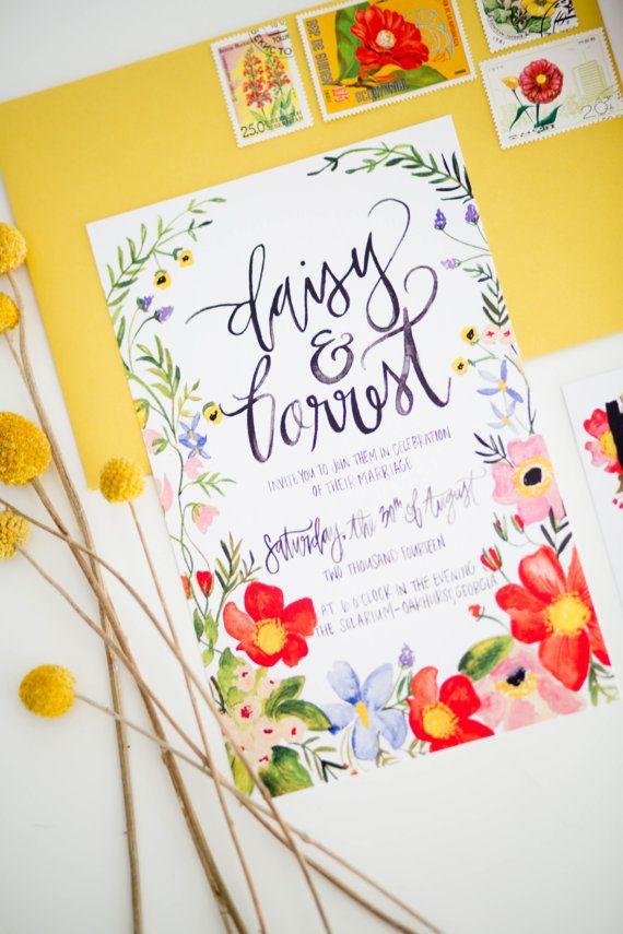 invitaciones de boda caligrafia3
