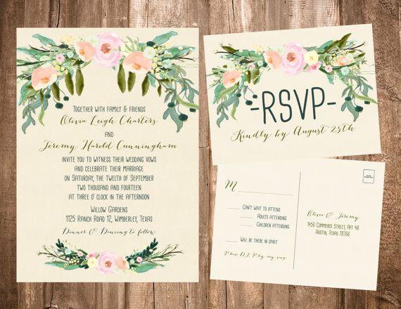 invitaciones de boda caligrafia9
