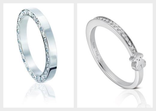 anillos de compromiso tous2