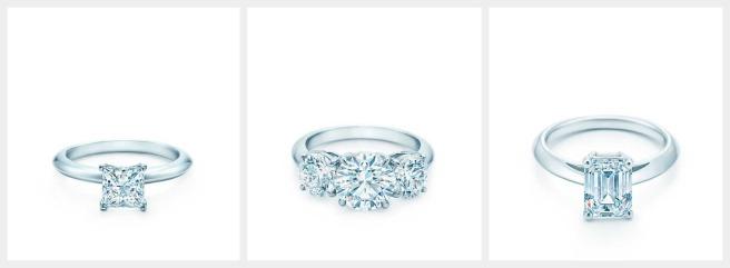 tifannys anillos de compromiso