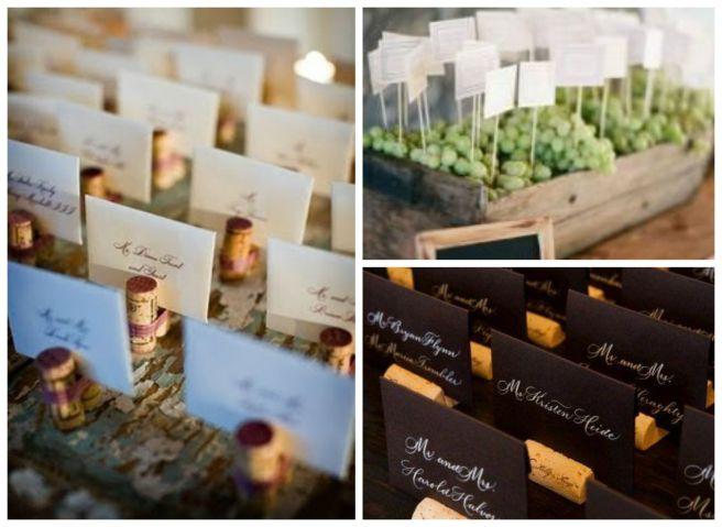 4 decoracion boda vino