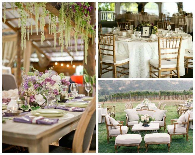 5 decoracion bodas vino