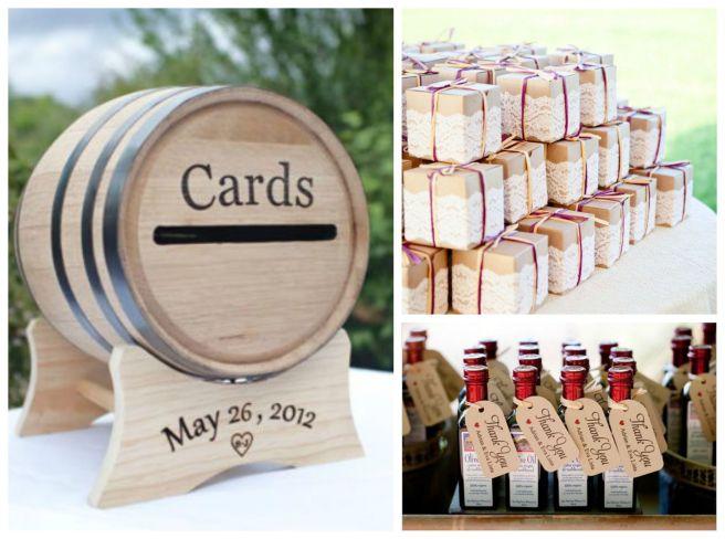 9 decoracion bodas vino