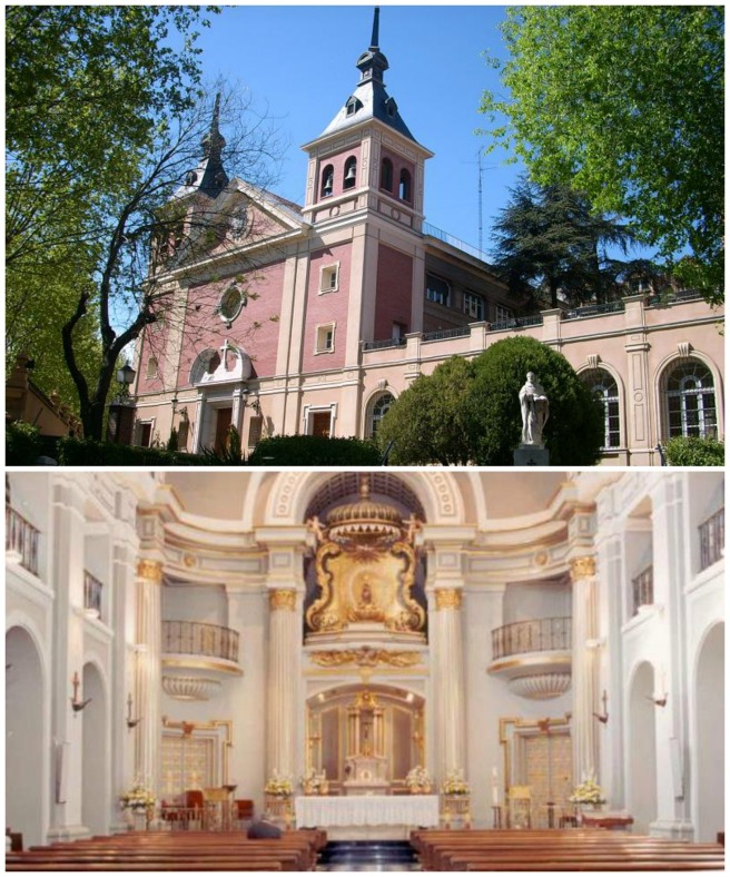 basilica de atocha - en el pais de las bodas