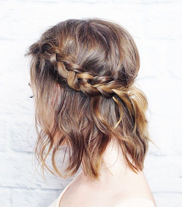 Resultado de imagen para peinados de novias bob long