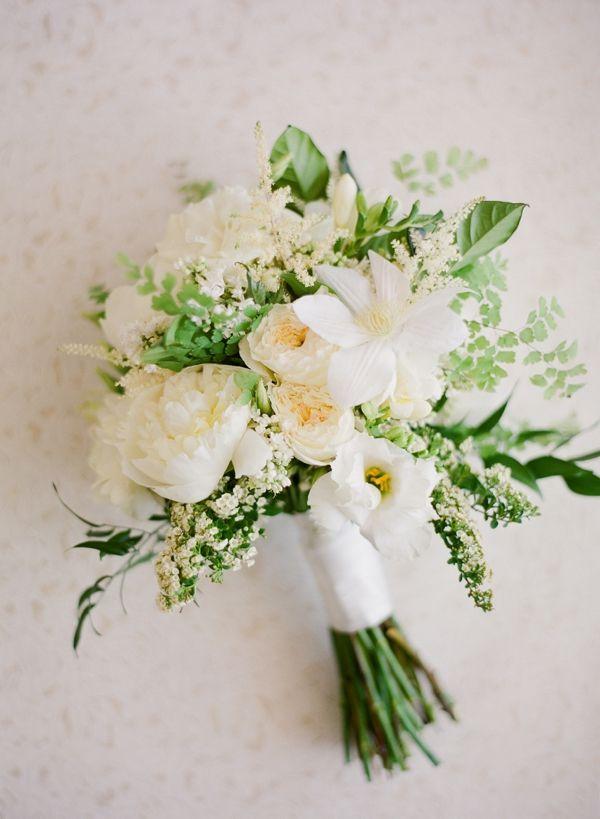 ramos de novia blanco