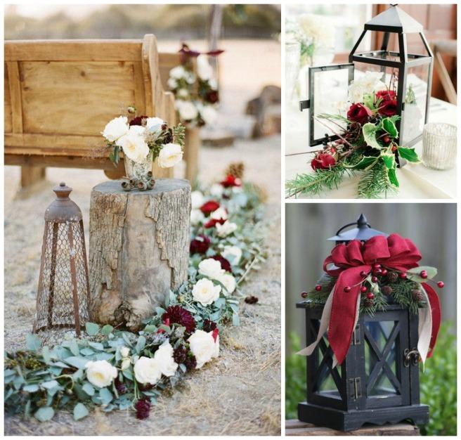 3 decoracion navidad bodas