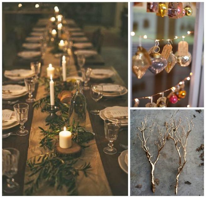 4 decoracion navidad bodas