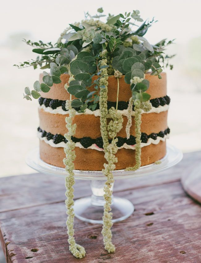 rustic naked cake7