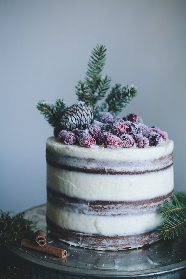 rustic naked cakes1