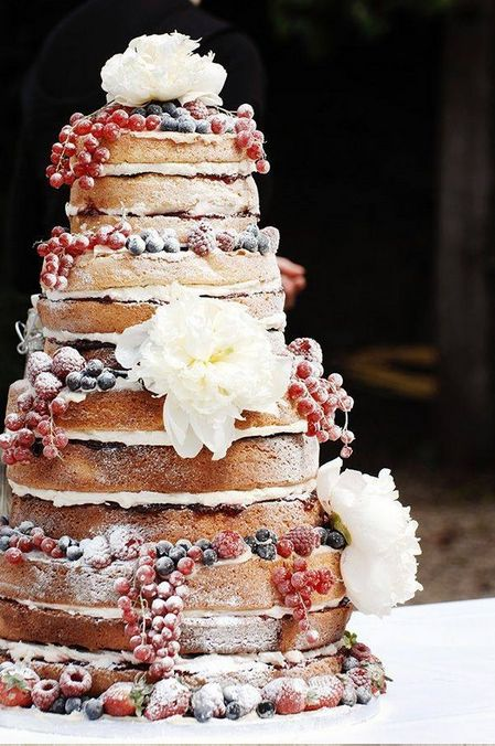 rustic naked cakes21