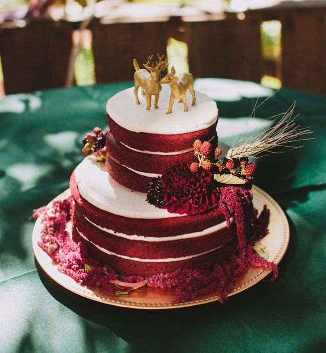rustic naked cakes5