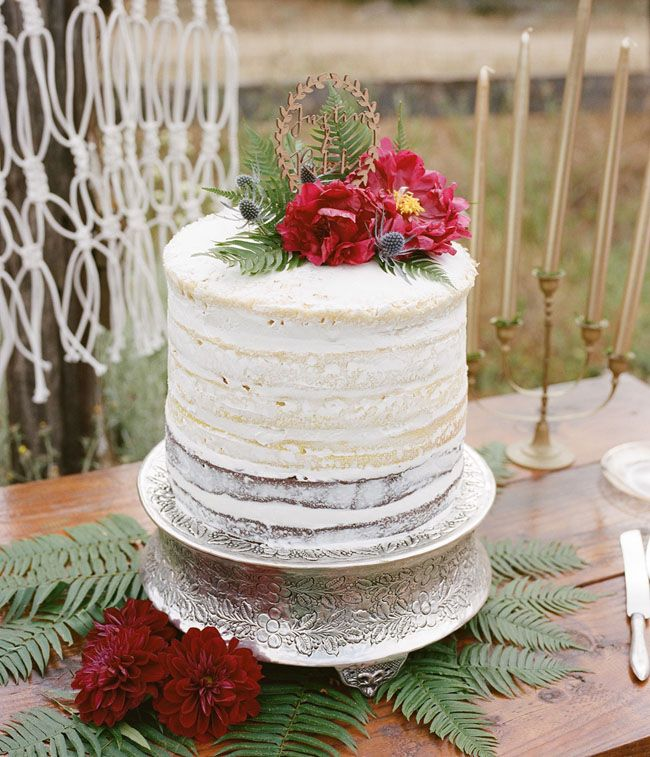 rustic naked cakes7
