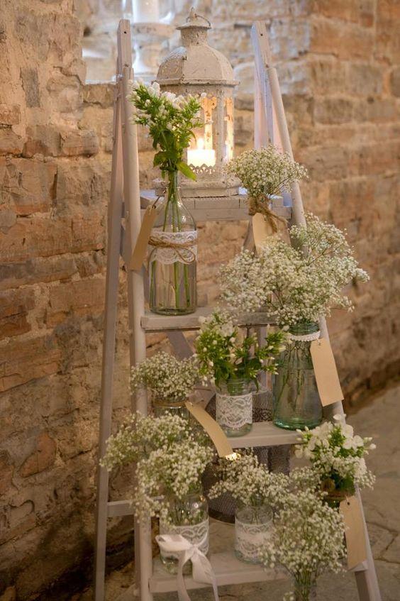 decoración vintage bodas1