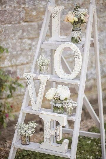 decoración vintage bodas2
