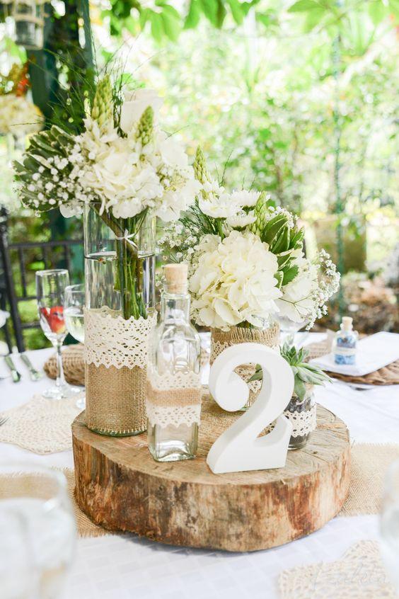 decoracin vintage bodas